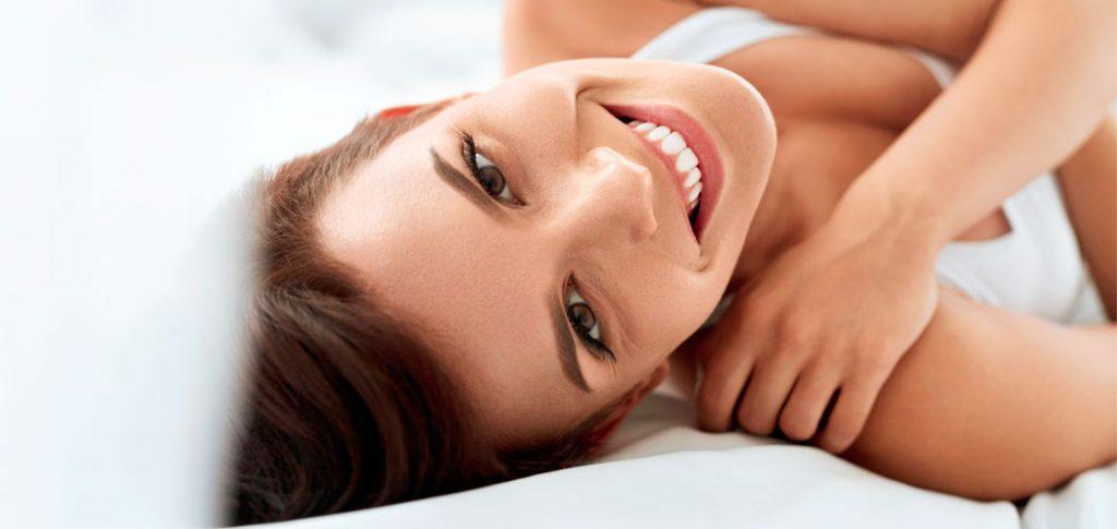 cuidado facial con aceite de savia oil soap