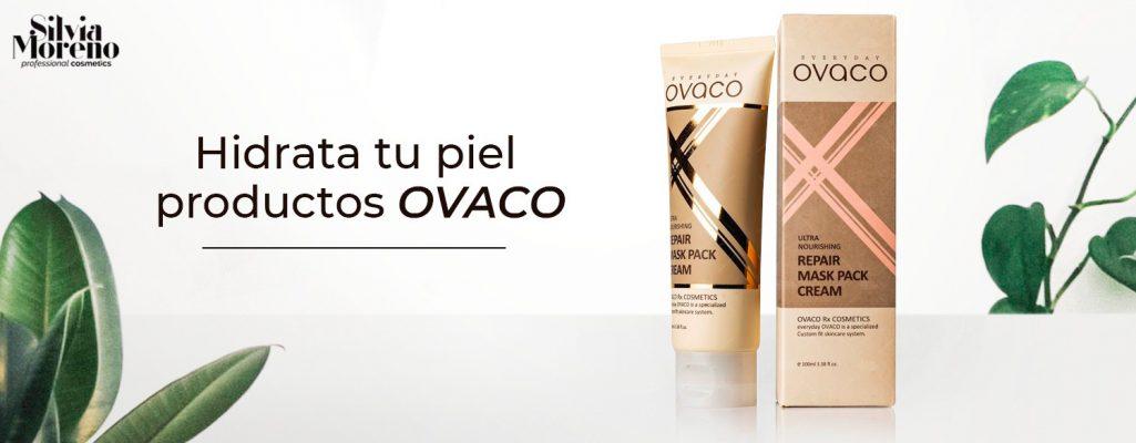 hidrata tu piel con productos ovaco hidratación de la piel